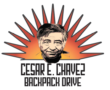 Cesar Chavez Backpack Drive
