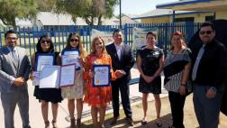 Assemblymember Garcia recognizing educational programs